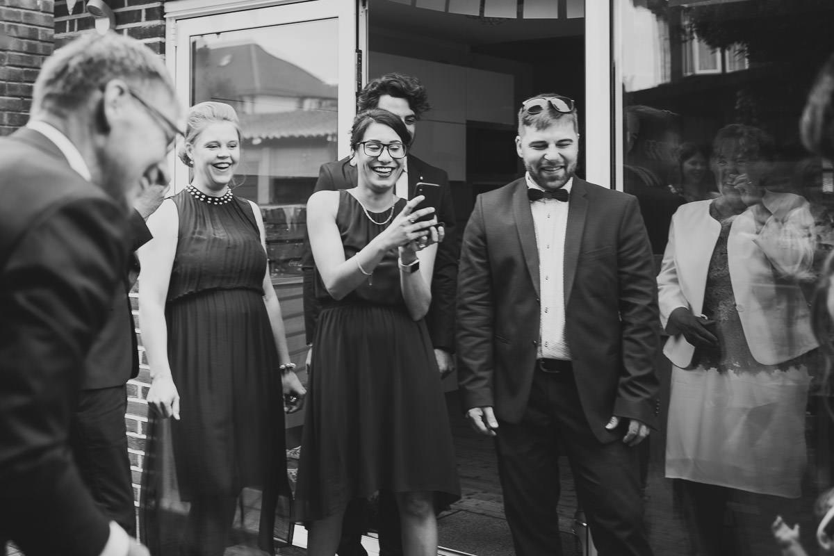 Pembroke Lodge Wedding Photography 40