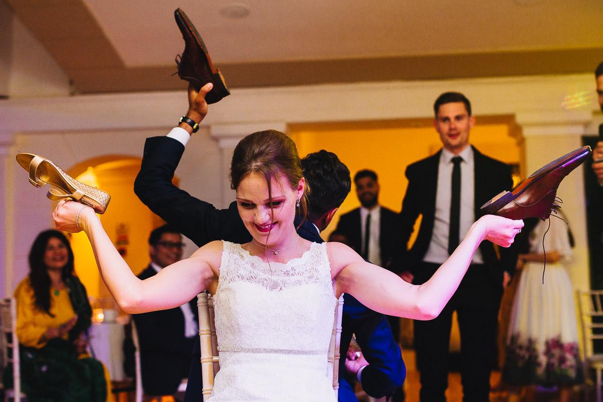 Pembroke Lodge Wedding Photography 84