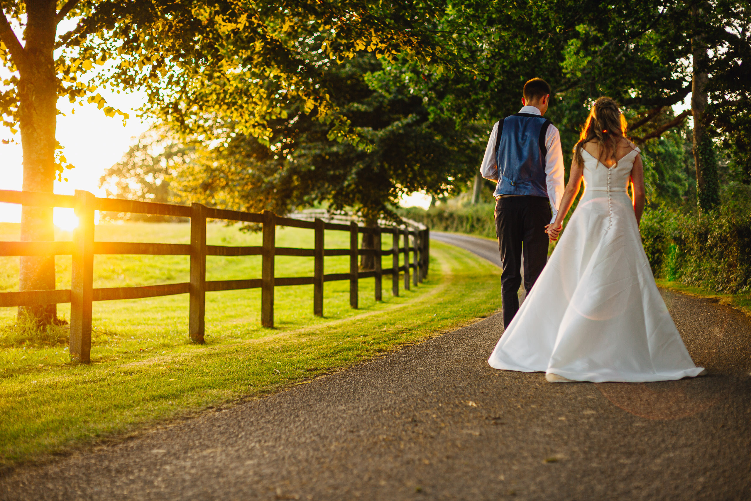 holywell estate wedding