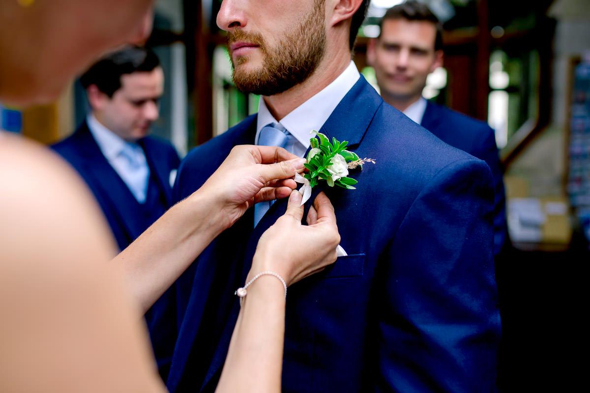 Holywell Estate Wedding 12