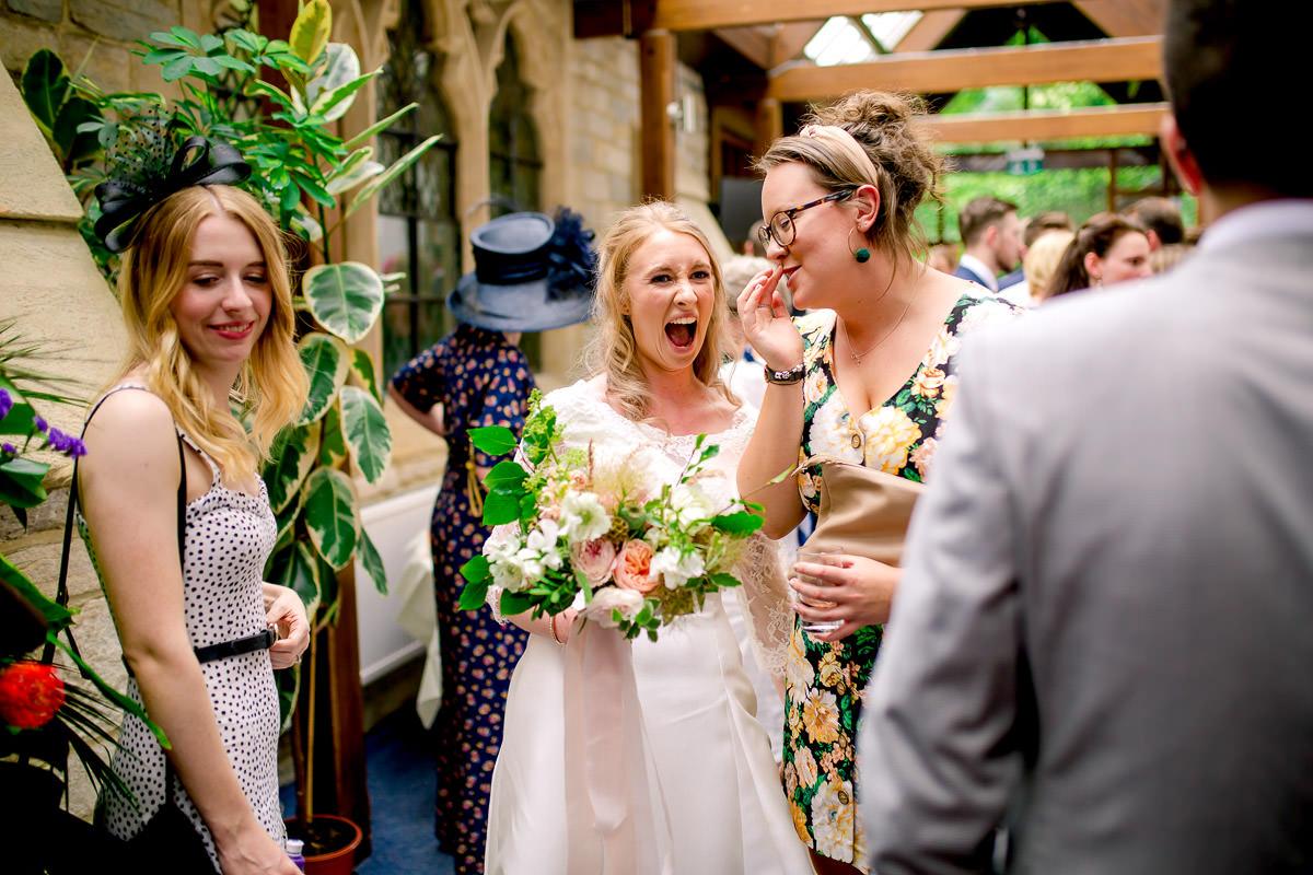 holywell estate wedding