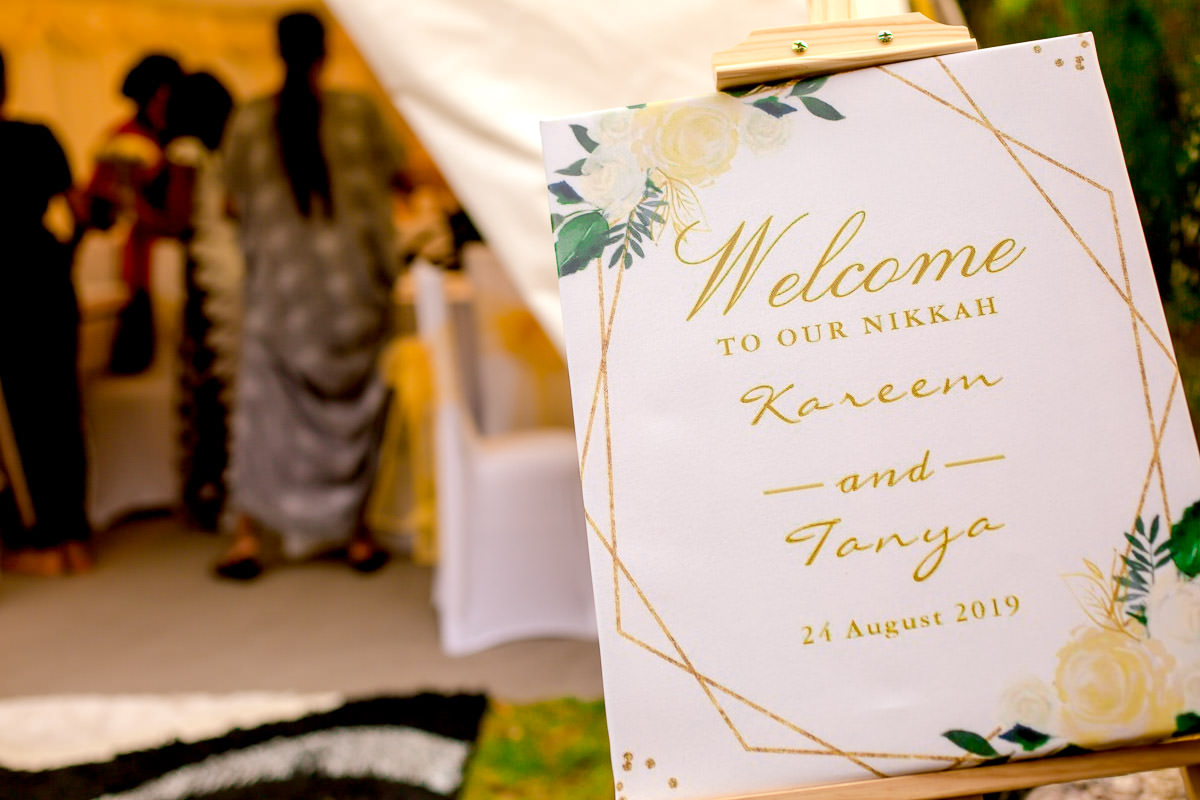 Amazing Nikah Muslim Wedding London 5