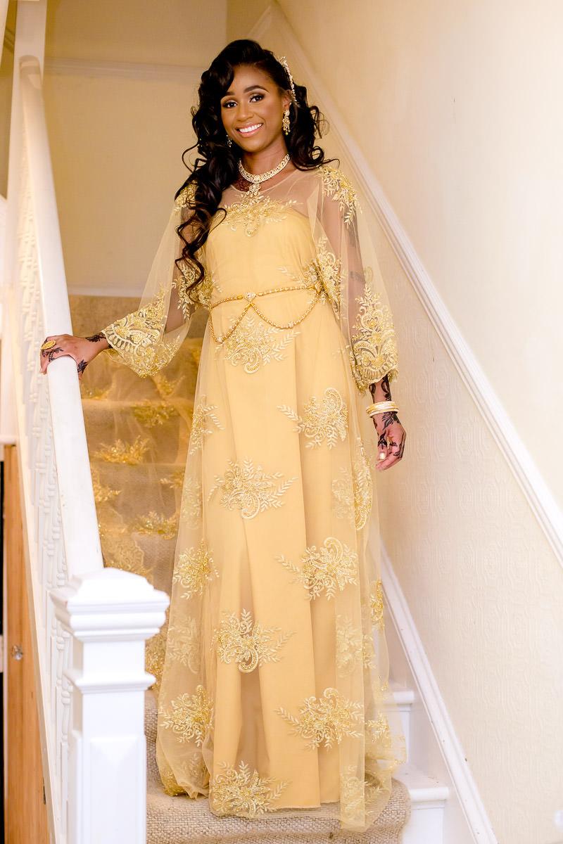 Amazing Nikah Muslim Wedding London 10