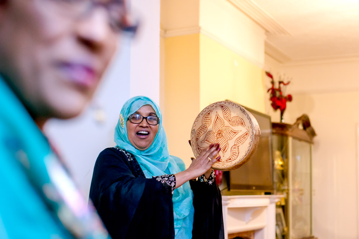 Amazing Nikah Muslim Wedding London 13