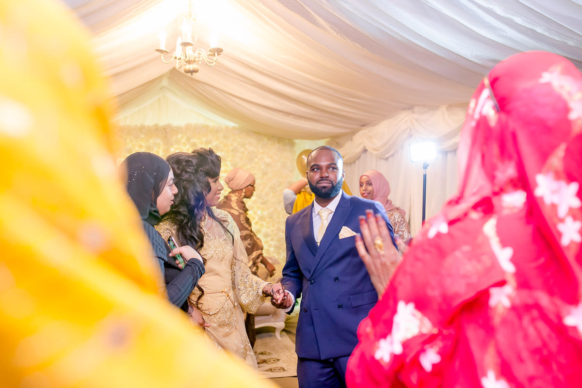 somali nikah wedding london