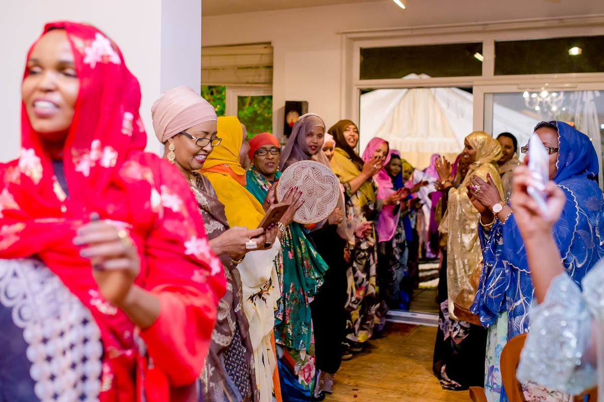 somali wedding london
