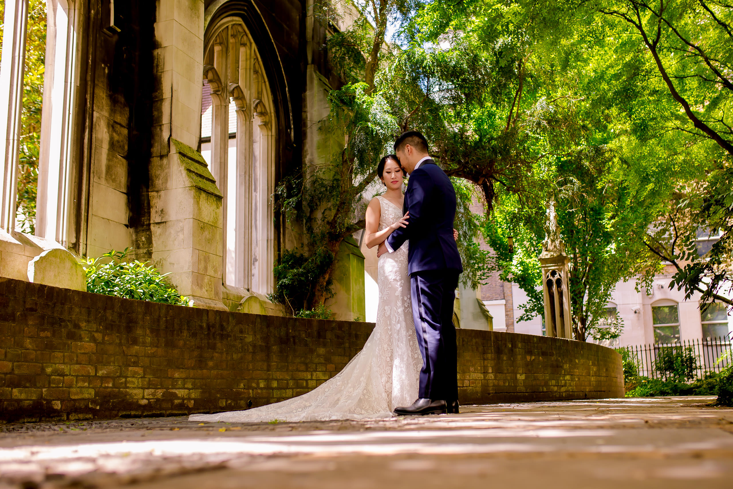 St Stephens Rosslyn Hill Wedding Photography