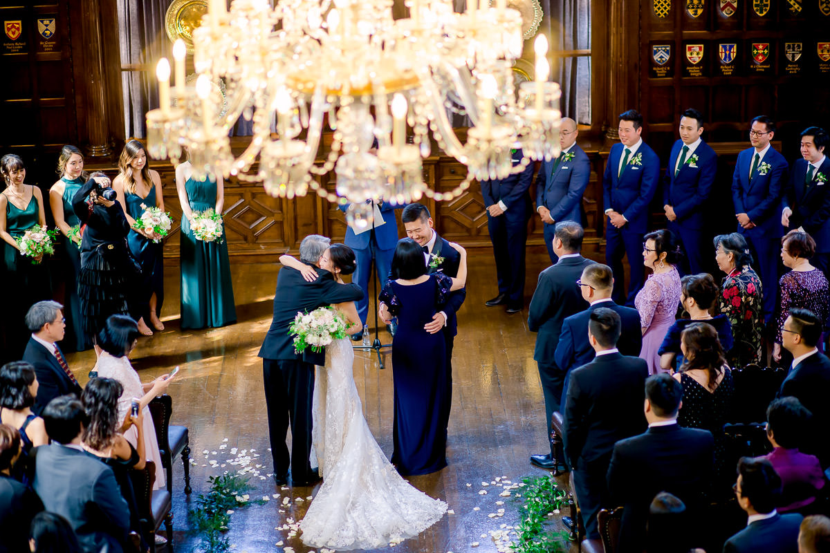 ironmongers hall wedding ceremony