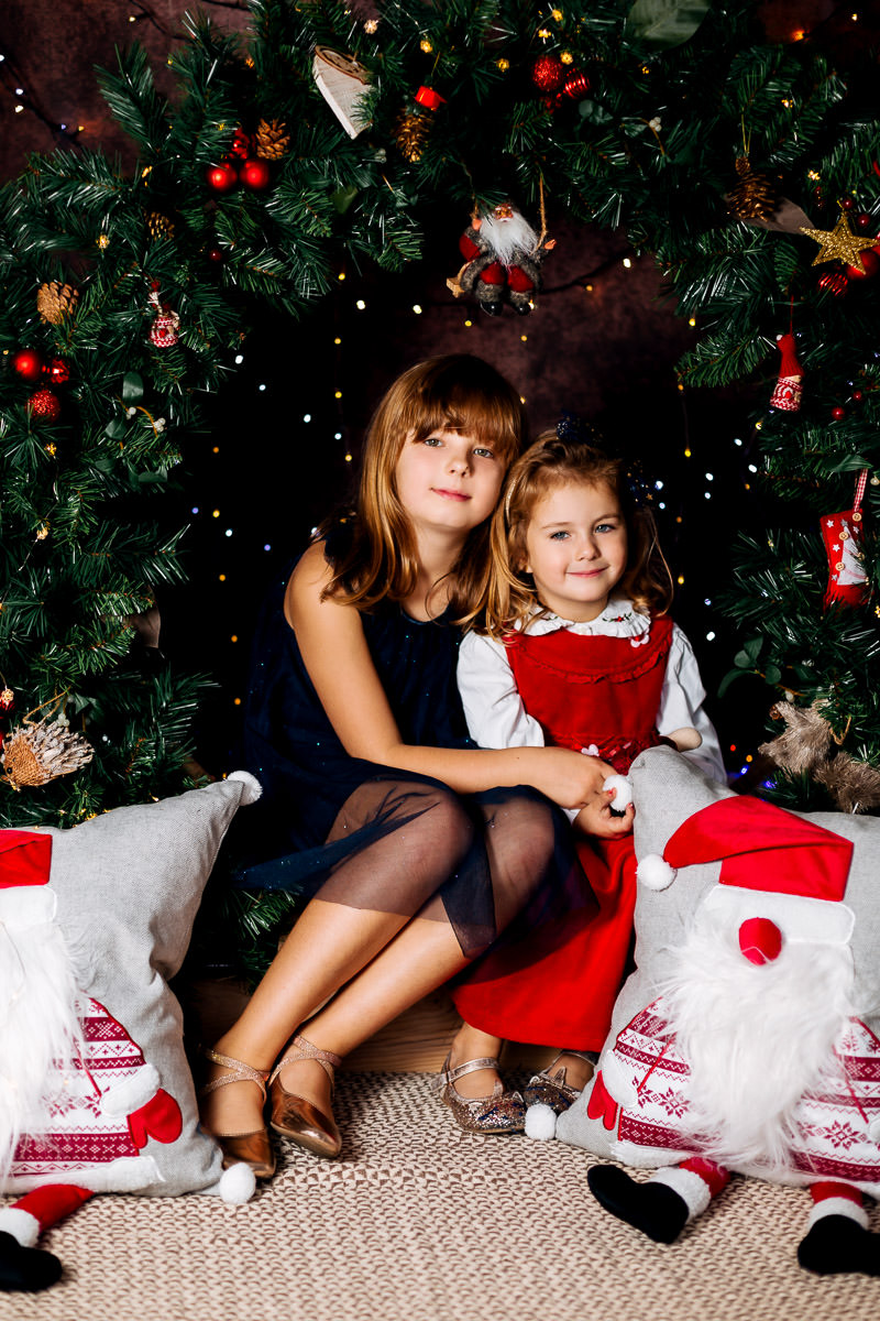 Christmas Family Photographer in London