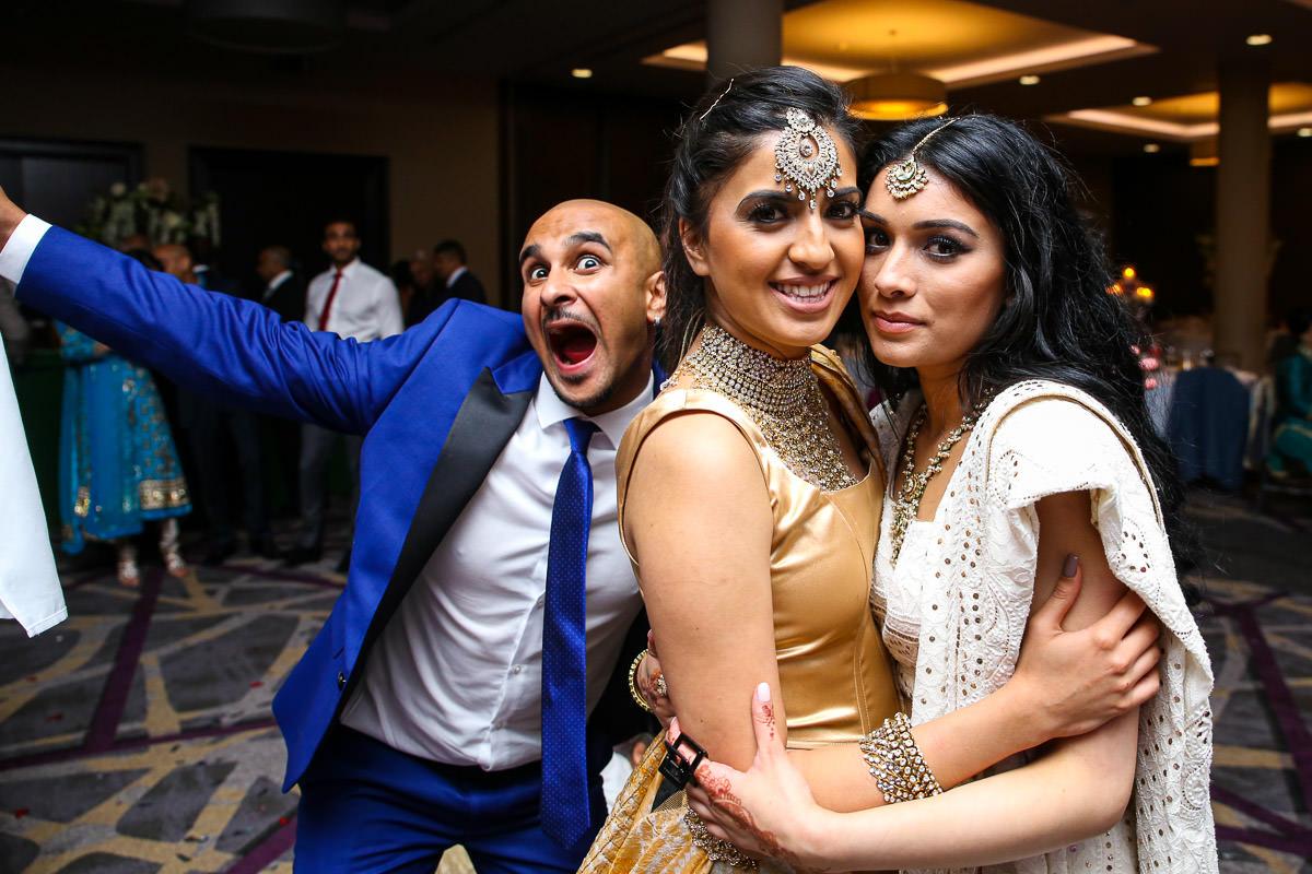 Heston Hyde Hotel Indian Wedding 1
