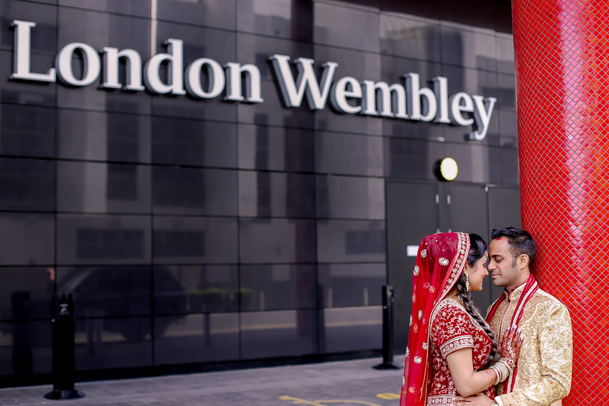 London Hilton Wembley Indian Wedding