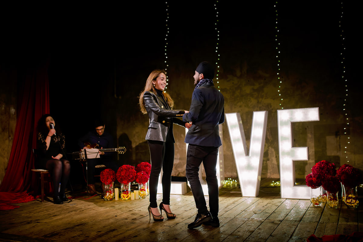Wilton's Music Hall Engagement