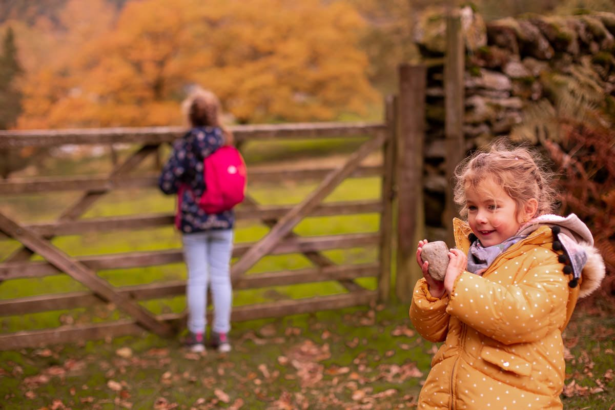Family Photography in Lake District