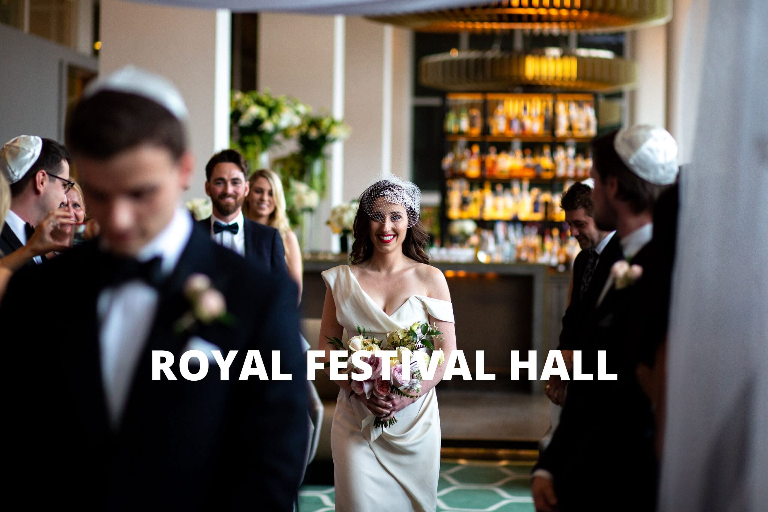 royal festival hall london wedding venue