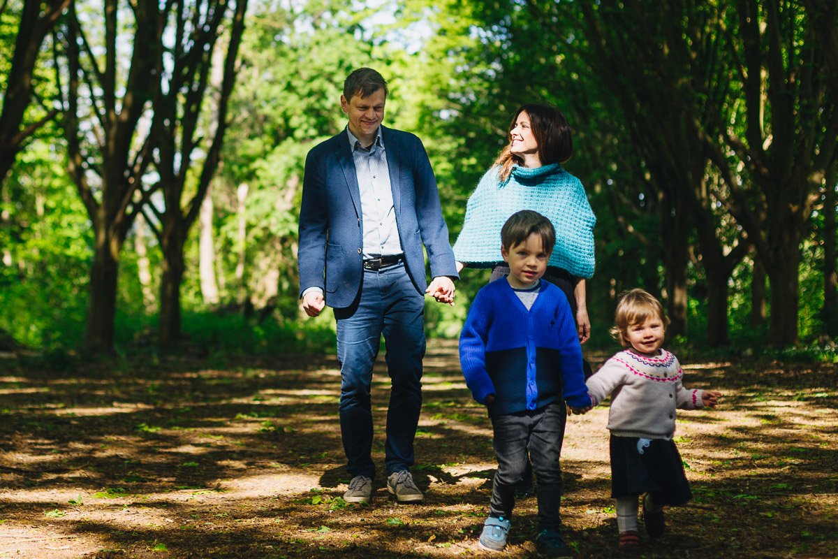 richmond family photography