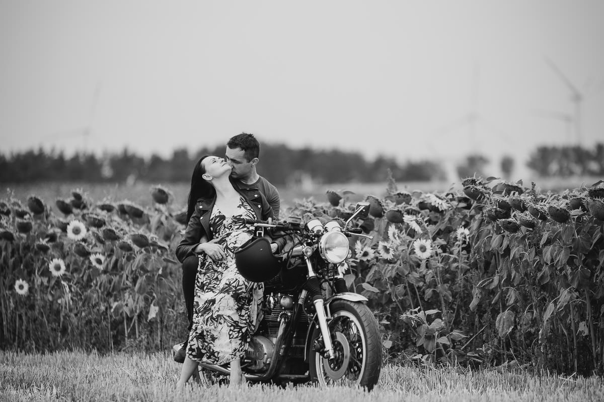 London Maternity Photography Sunflower Photo Session