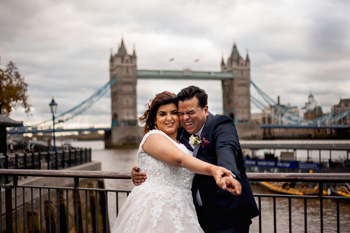 andaz hotel london wedding photographer