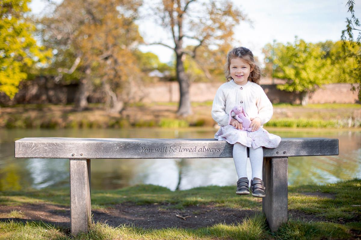 Hampton Court Park Family Photography 2