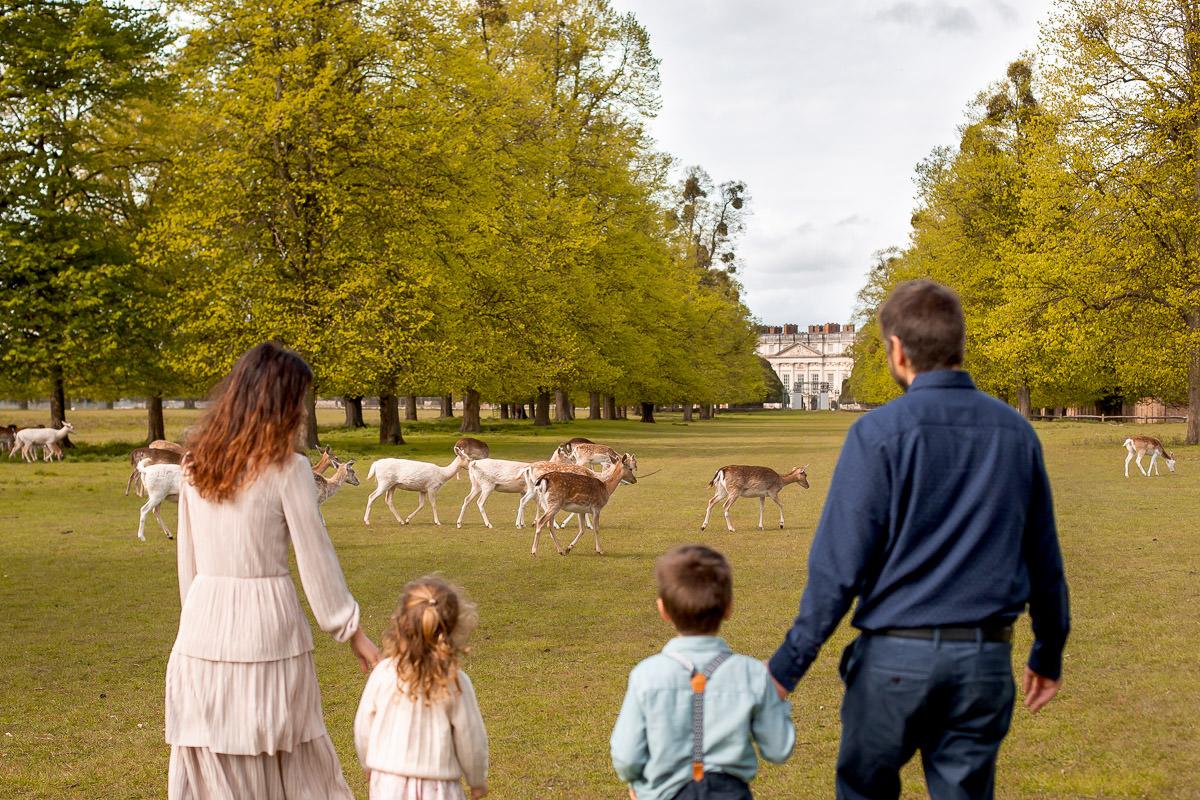 Hampton Court Park Family Photography 9