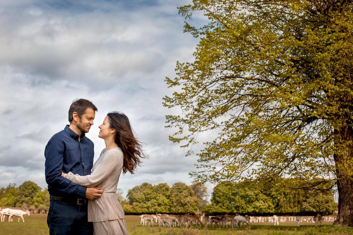Hampton Court Park Family Photography 11