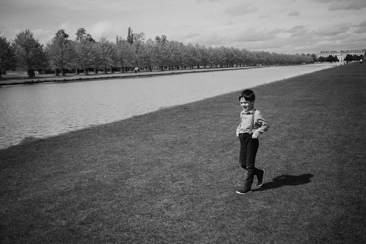 Hampton Court Park Family Photography 16