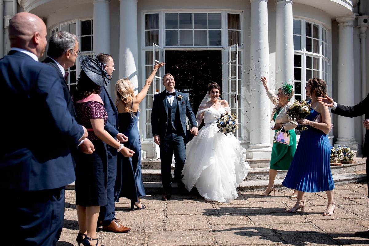 Gorse Hill Surrey Wedding Photographer 7