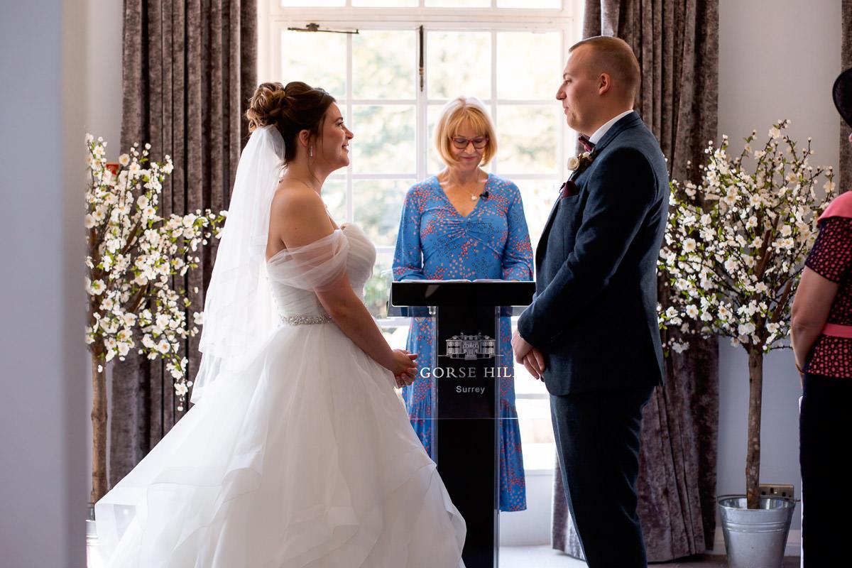 Gorse Hill Surrey Wedding Photographer 5
