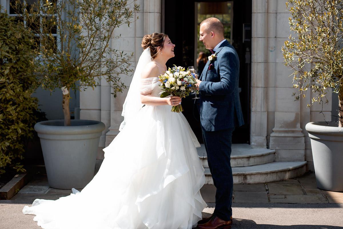 Gorse Hill Surrey Wedding Photographer 12